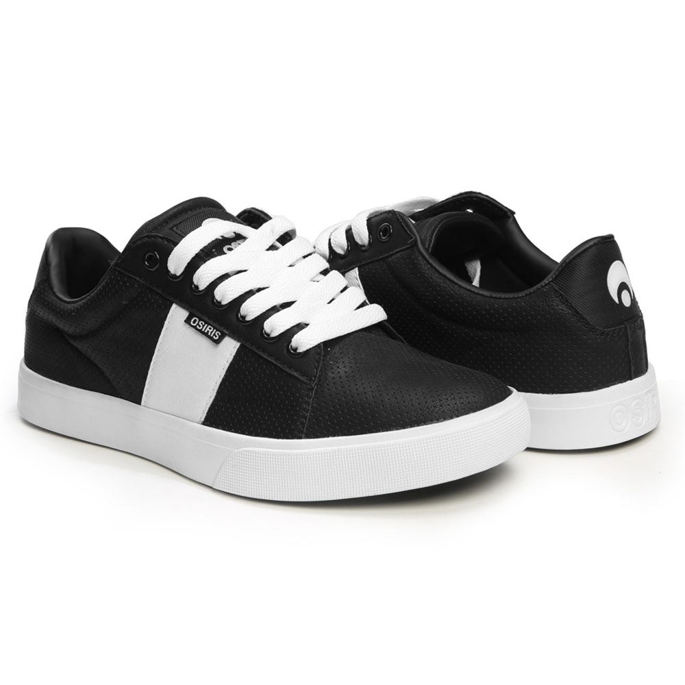 Osiris Rebound VLC Men's Skateboard Shoes - Black/Perf