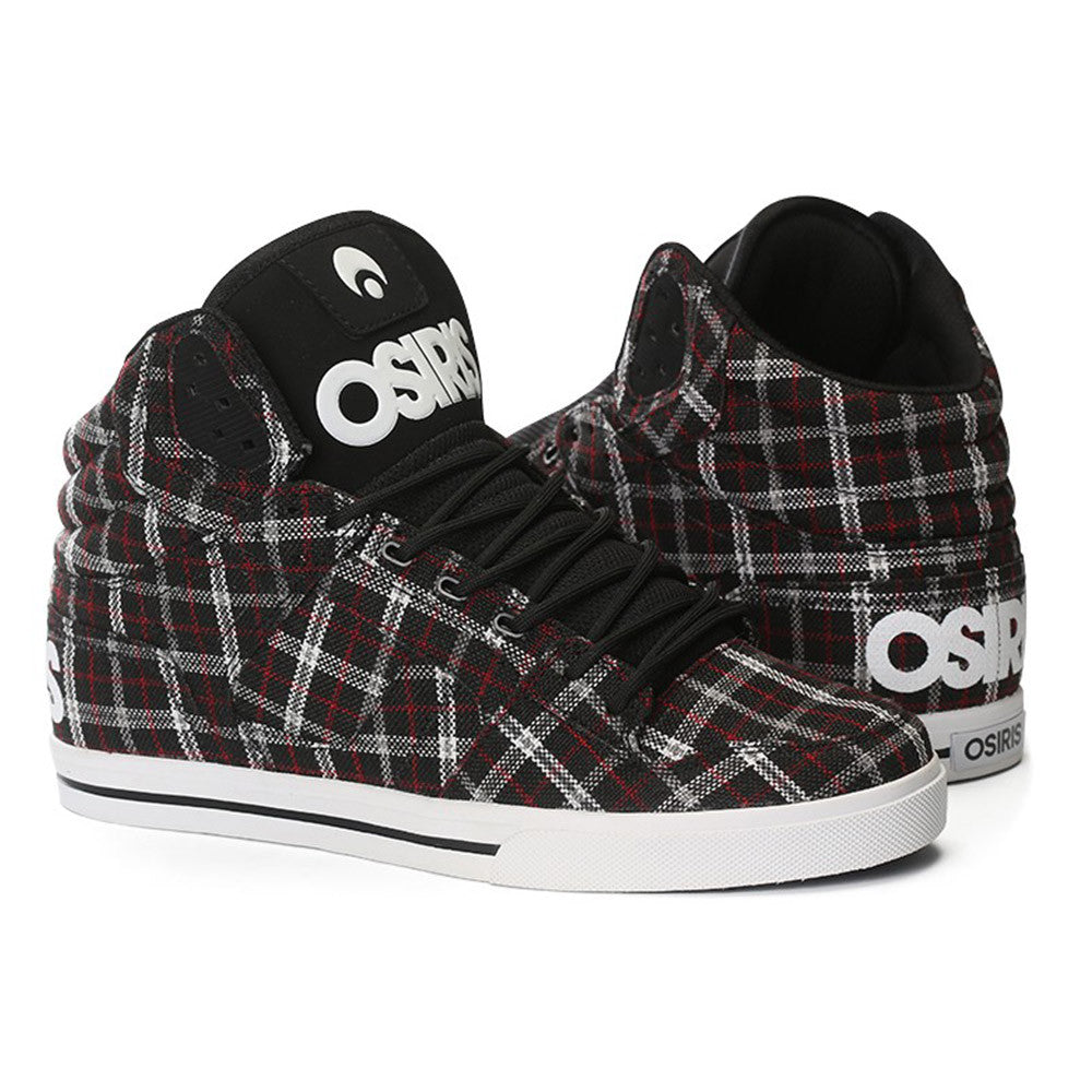 Osiris Clone - Men's Skateboard Shoes - Tilted