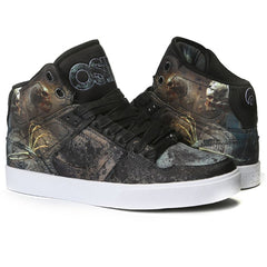 fca3692019 Osiris NYC 83 Vulc Men's Skateboard Shoes - Huit/Skull/Army