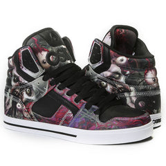 Osiris Clone Men's Skateboard Shoes - Huit/Zombie