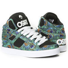 Osiris Clone Women's Skateboard Shoes - Peacock