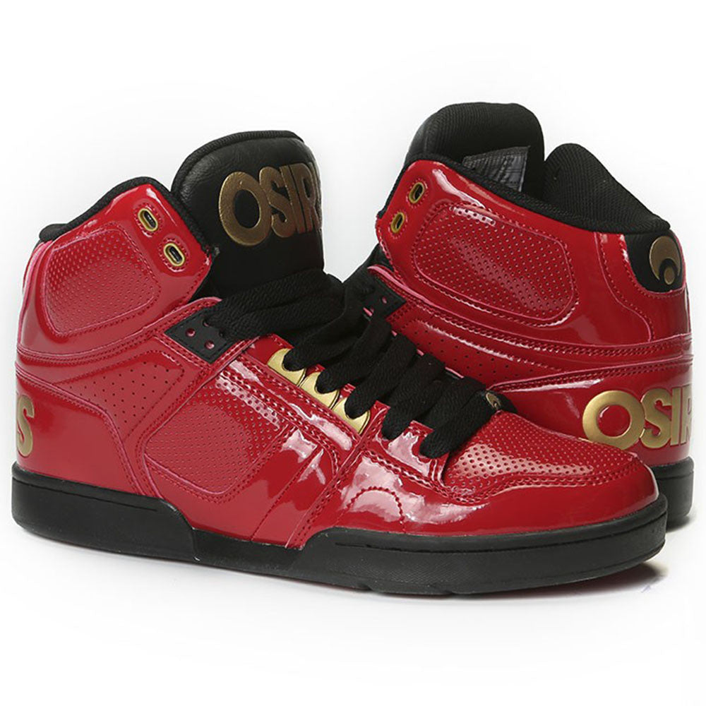 Red Dvs Shoes