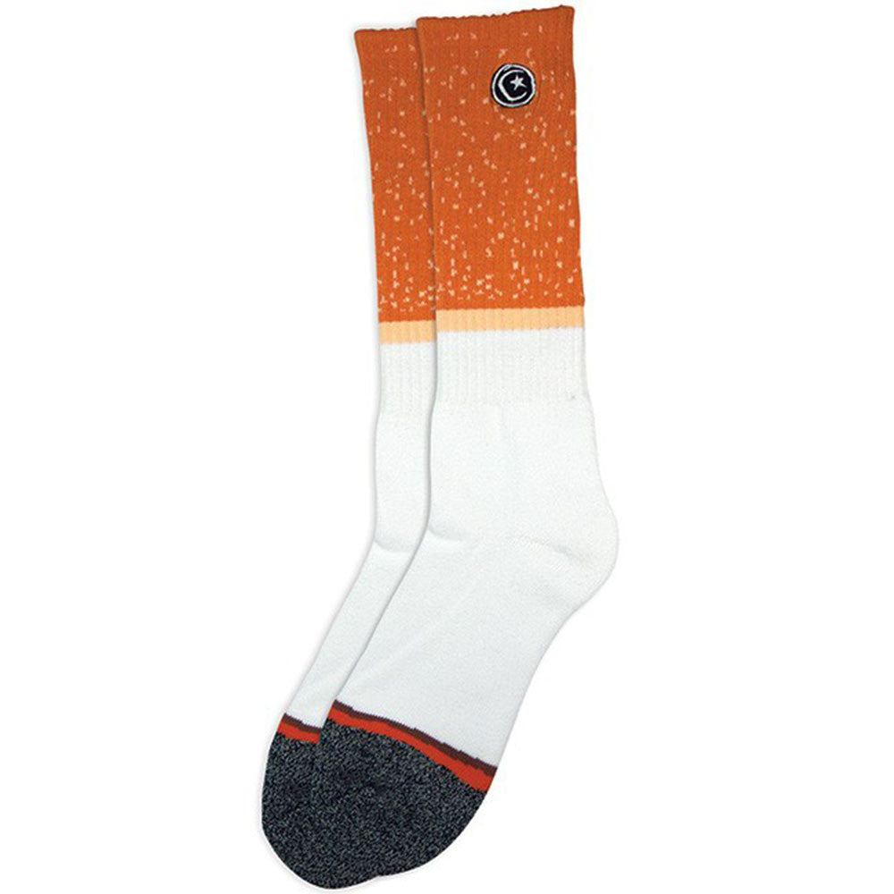 Foundation Cigarette Tall Men's Socks - Multi (1 Pair)