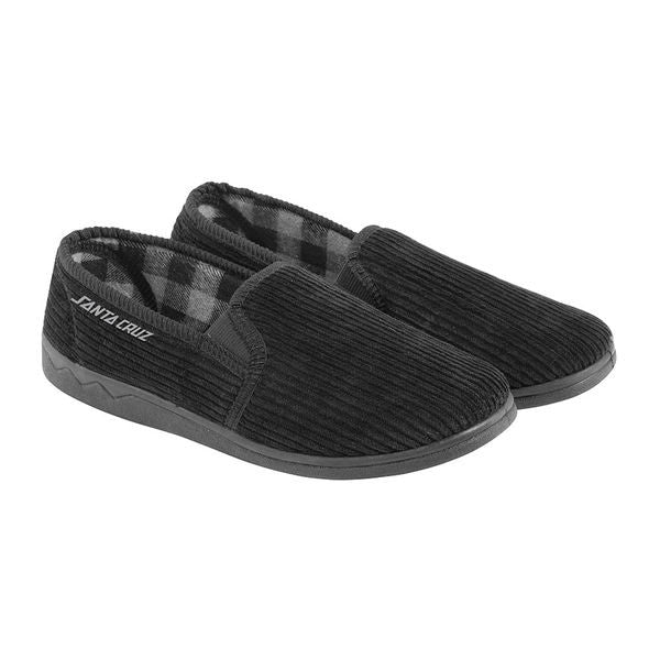 Santa Cruz Strip Shoe - Black - Men's Shoes