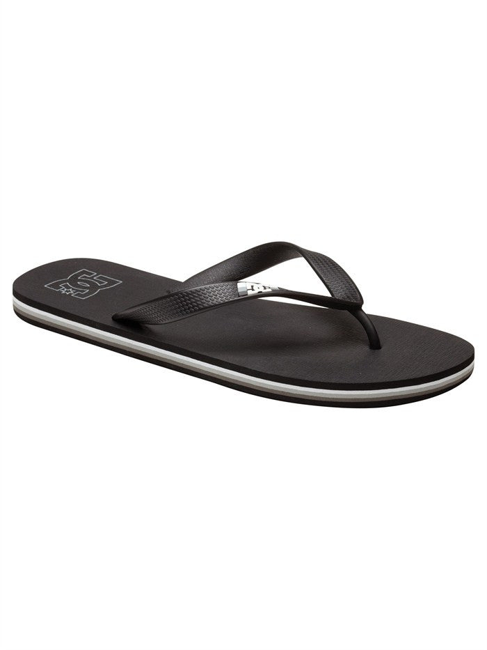 DC Spray Sandal - Black - Men's Shoes