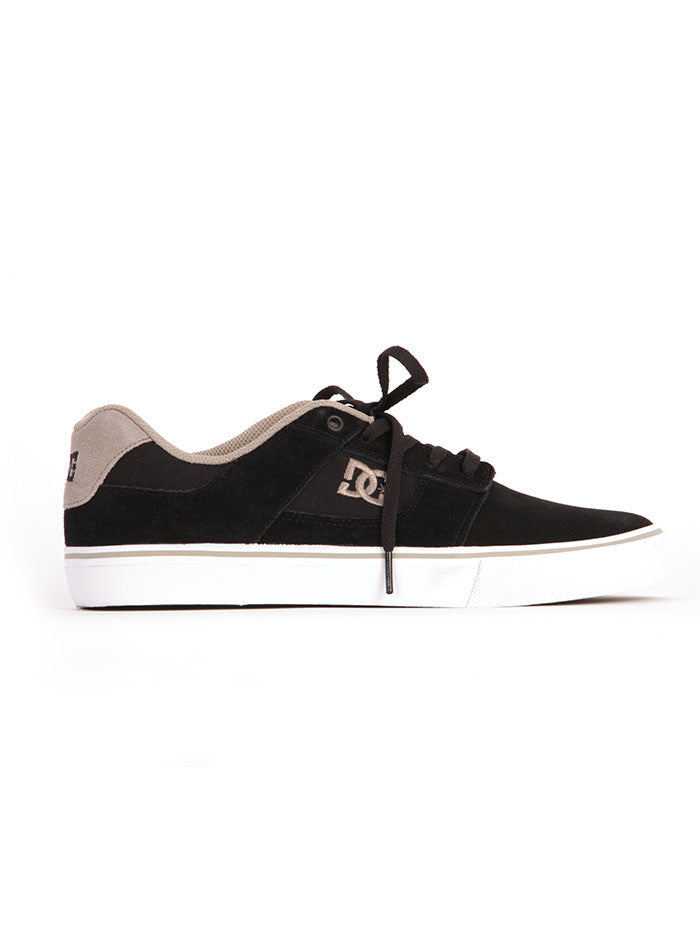 DC Bridge - Black/Tan - Men's Shoes