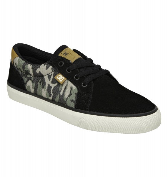 DC Council - Camo Black - Men's Shoes