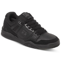 DC Stag 2 Men's Skateboard Shoes - Black BLK