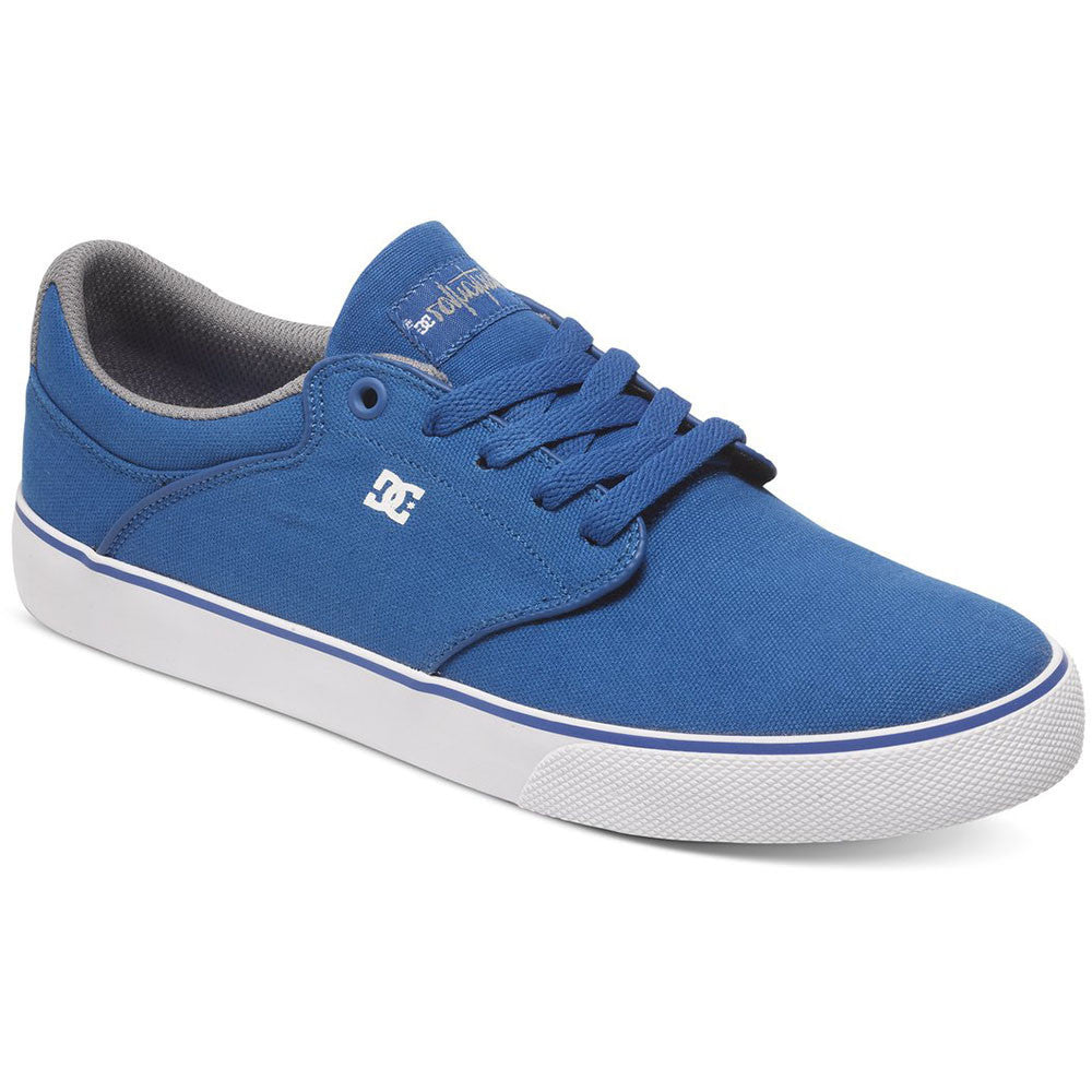 DC Mikey Taylor VU Men's Skateboard Shoes - Nautical Blue NAB
