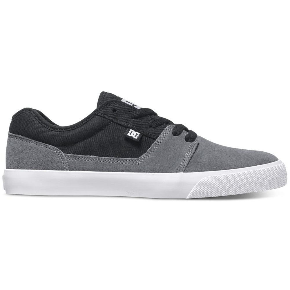 DC Tonik Men's Skateboard Shoes - Grey/Grey/Grey XSSS