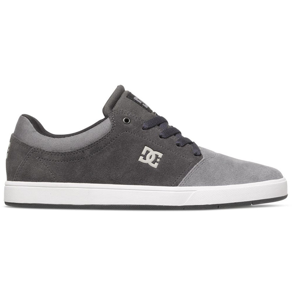 DC Crisis Men's Skateboard Shoes - Charcoal CHA