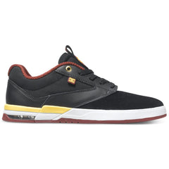 DC Wolf S Men's Skateboard Shoes - Black/Yellow BY0