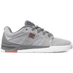 DC Maddo Men's Skateboard Shoes - Grey Flannel GRF