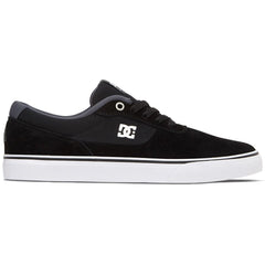 DC Switch S Men's Skateboard Shoes - Black/Grey BGY