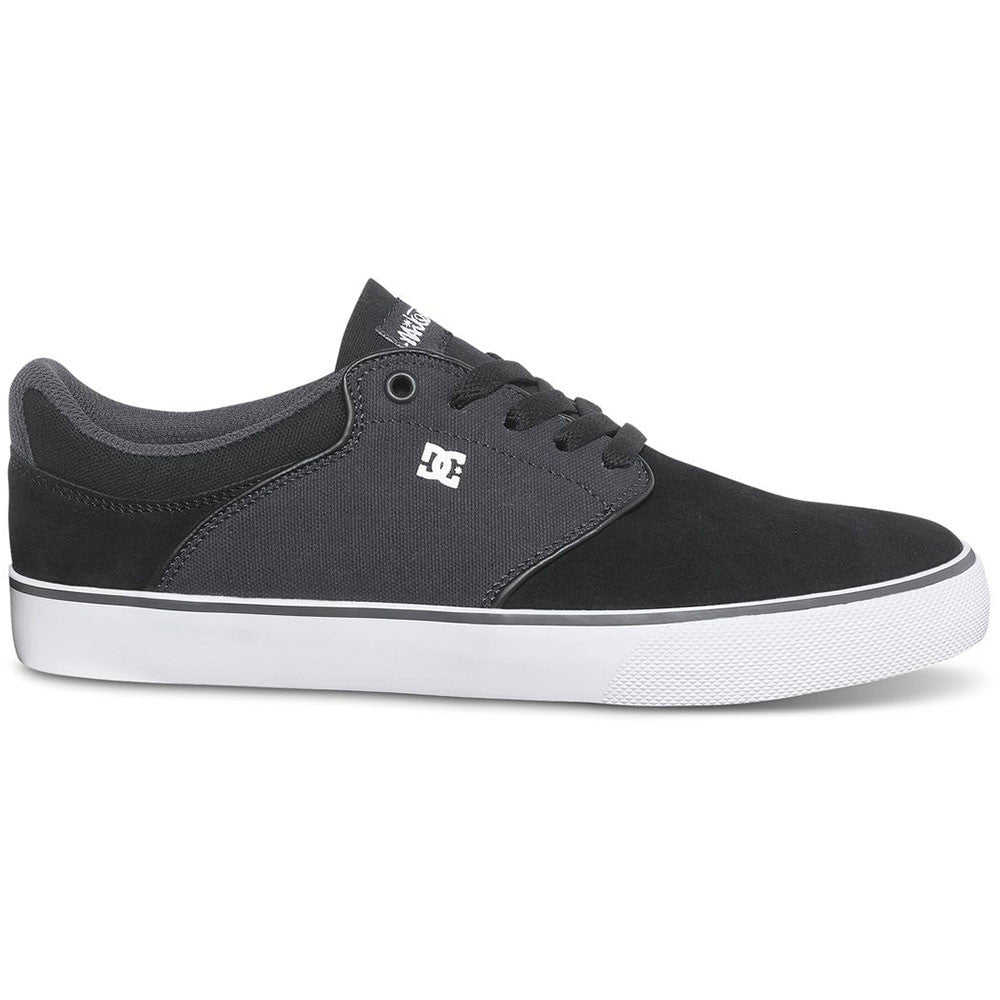 DC Mikey Taylor Vulc Men's Skateboard Shoes - Black/Blue BKB