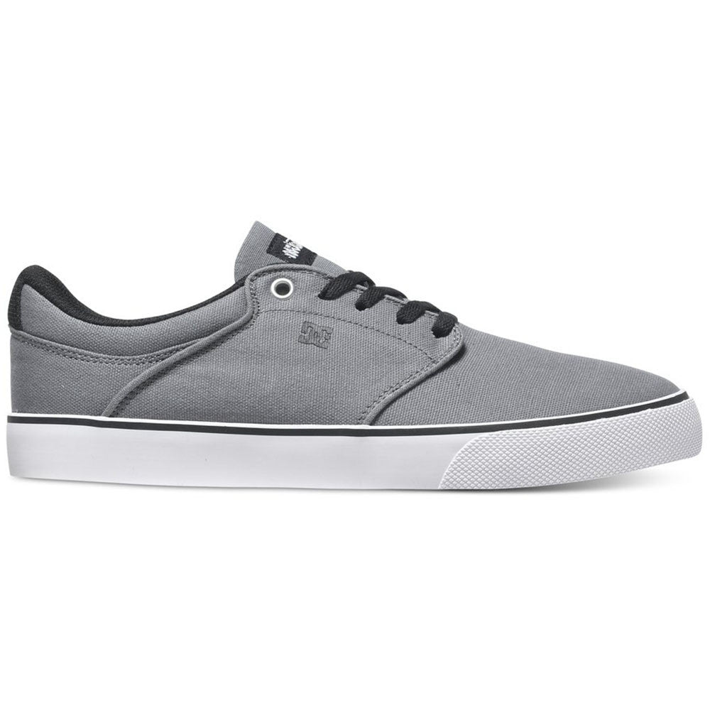 DC Mikey Taylor Vulc TX Men's Skateboard Shoes - Light Grey/Black GB8