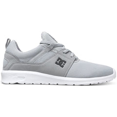 DC Heathrow Men's Skateboard Shoes - Light Grey LGR