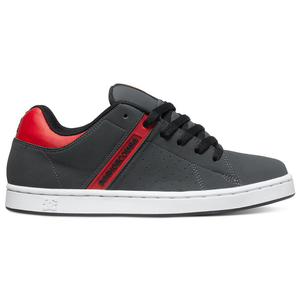 DC Wage Men's Skateboard Shoes - Grey Flannel GRF