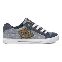 DC Chelsea SE Women's Skateboard Shoes - Insignia Blue ISB