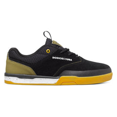 DC Cole Lite 3 S Men's Skateboard Shoes - Black/Gum BGM