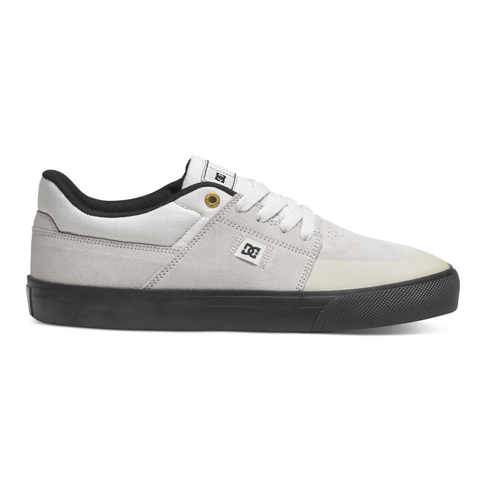 DC Wes Kremer S SE Men's Skateboard Shoes - White/Black WBK