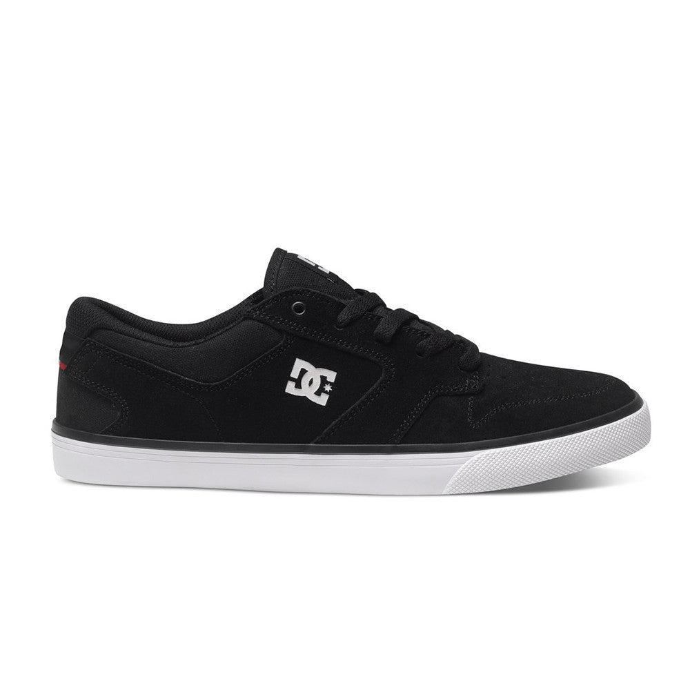 DC Argosy Vulc Men's Skateboard Shoes - Black/Grey BGY