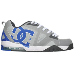 DC Cortex Men's Skateboard Shoes - Grey/Blue (GBF)