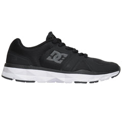 DC Unilite Trainer Men's Skateboard Shoes - Black/Grey (BGY)