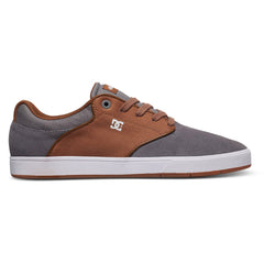 DC Mike Taylor Men's Skateboard Shoes - Charcoal/White (CW5)