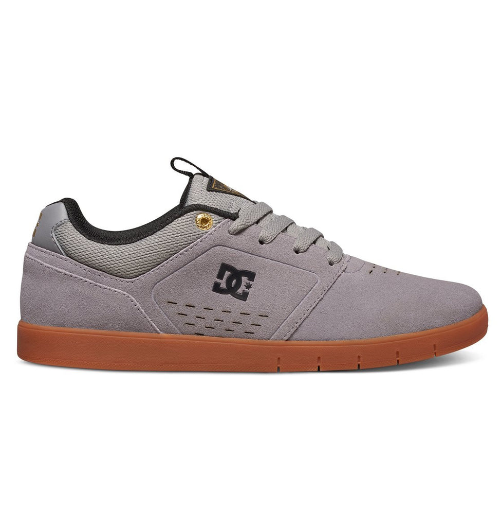 DC Cole Signature Skateboard Shoes - Grey/Gum 2