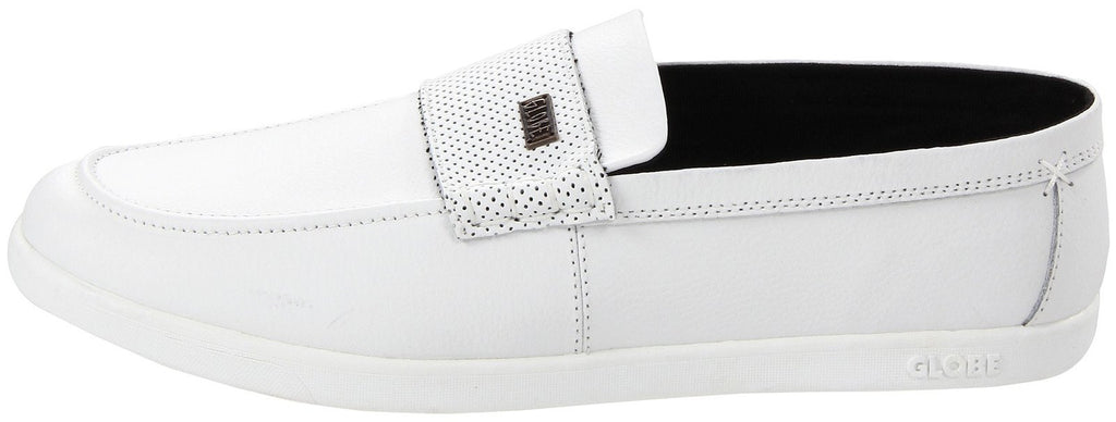 Globe Slyce Men's Shoes - White/White - Size 14