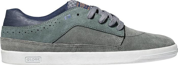 Globe The Delta - Charcoal/Navy - Mens Skateboard Shoes