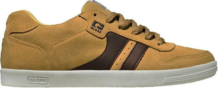 Globe Encore Generation Men's Skateboard Shoes - Toffee/Inca Gold