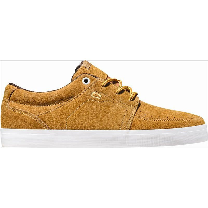 Globe Panther Men's Skateboard Shoes - Golden Brown/Honey