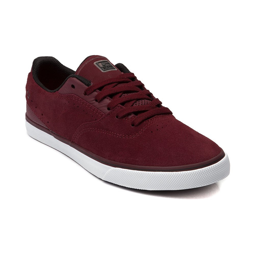 Globe Sabbath Men's Skateboard Shoes - Maroon/Black
