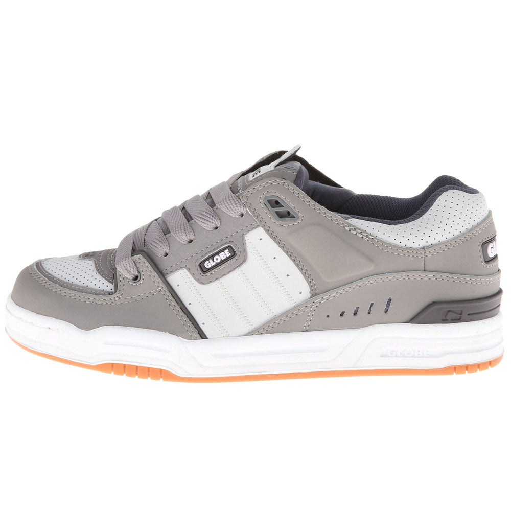 Globe Fusion - Grey - Skateboard Shoes