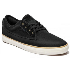 Globe Moonshine Skateboard Shoes - Black/White