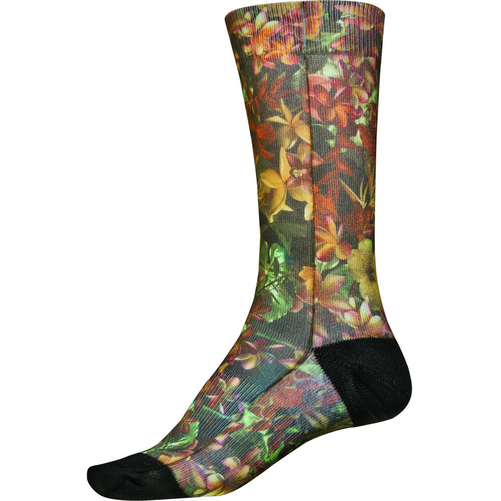 Globe Premium Crew Men's Socks - Dead Flower (1 Pair)