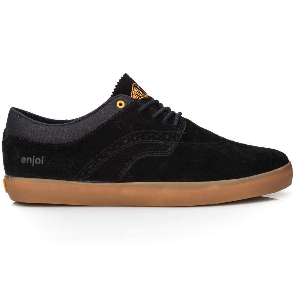 Globe The Taurus Skateboard Shoes - Black Enjoi