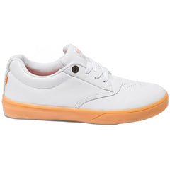 Globe The Eagle Skateboard Shoes - White/Gum