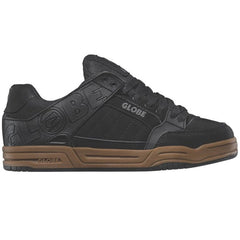 Globe Tilt Skateboard Shoes - Black/Gum