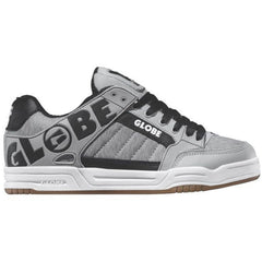 Globe Tilt Skateboard Shoes - Grey/Black/White