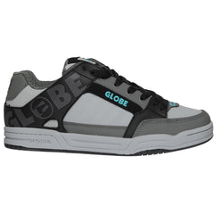 Globe Tilt Skateboard Shoes - Charcoal/Black/Grey