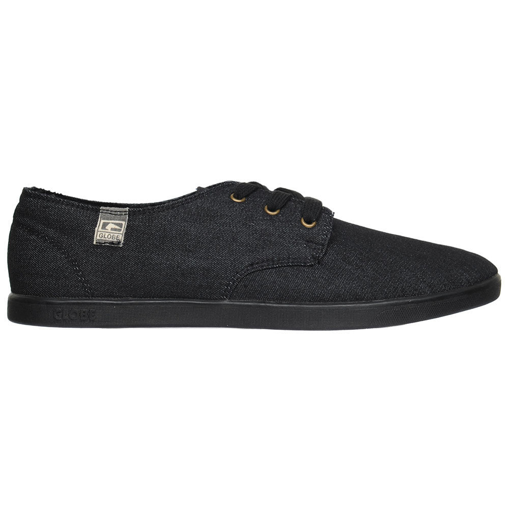 Globe Espy Men's Skateboard Shoes - Black/Denim