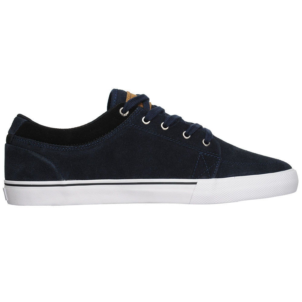 Globe GS Men's Skateboard Shoes - Navy/Suede