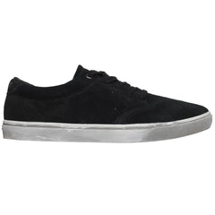 Globe Lighthouse Men's Skateboard Shoes - Black Dirty Suede