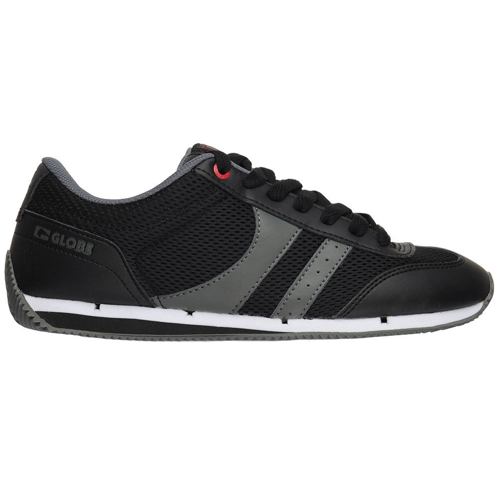 Globe Pulse Lite Men's Skateboard Shoes - Black/Grey