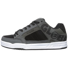 Globe Tilt Skateboard Shoes - Charcoal/White/Black