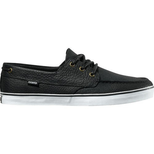 DVS Seanile - Black Nubuck 002 - Skateboard Shoes