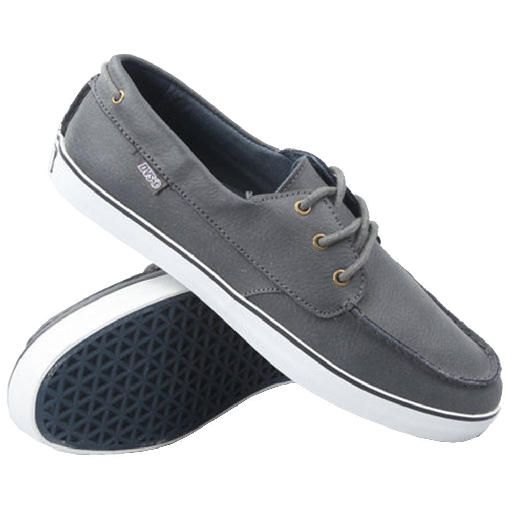 DVS Seanile - Grey Nubuck 020 - Skateboard Shoes